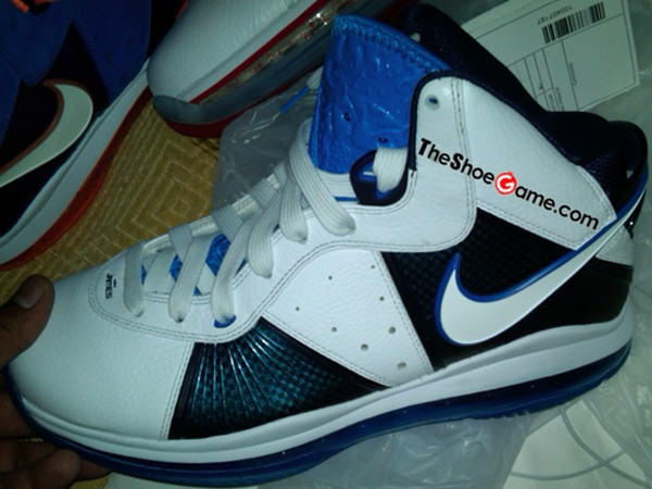 Nike Air Max LeBron 8 Potential Future Colorways New Photos
