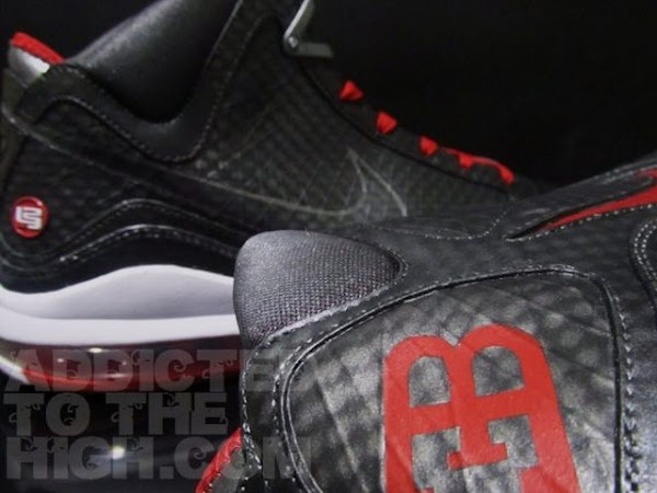 Carbon Fiber Bugatti Veyron Nike Air Max LeBron VII Custom
