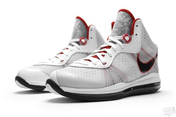 a11138331a29 Release Reminder  Nike Air Max LeBron 8 V2. V1 Comparison.