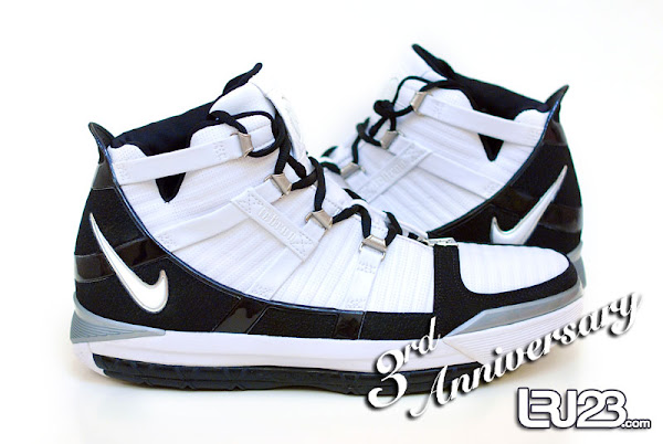 Leaked Nike Zoom LeBron III 8220Oakland Raiders8221 Player Exclusive