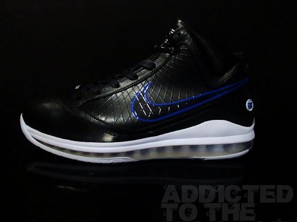 Nike Air Max LeBron VII 8220Space Jam8221 Custom inspired by Jordan XI