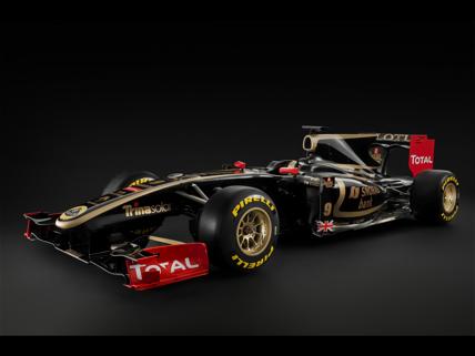Lotus F1 b