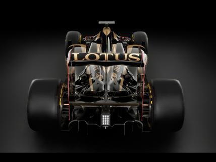 Lotus F1 e