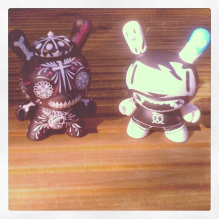 Dunny 2tone Series