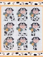 vacas punto de cruz (14)