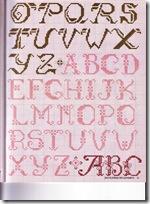 Alphabets-Classique45