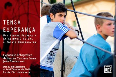 Tensa Esperança - Exposició Ferran Cerdans