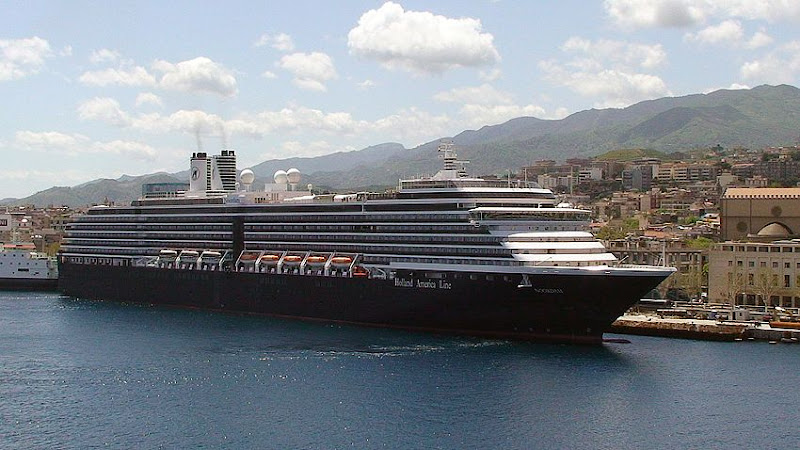 Noordam Messina 28 april 2009