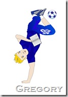 Gregory Soccer Avatar