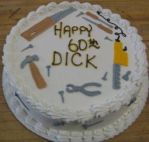 happy 60th dick