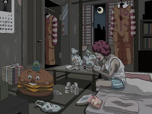 Daily life of McDonald