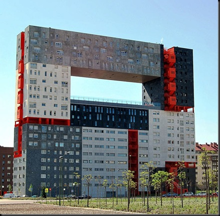 Edificio Mirador (Madrid, Spain)
