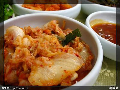 [台南-美食] 韓國館