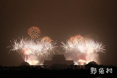 [台南-元宵] 2011 鹿耳門高空煙火秀