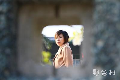 [攝影-人像] 兔妹 at 大橋國中