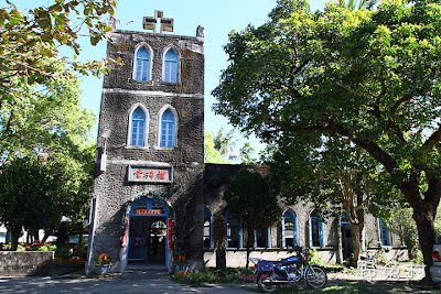 [花蓮-景點] 富里教堂