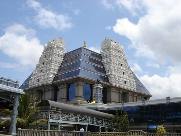 Isckon Temple
