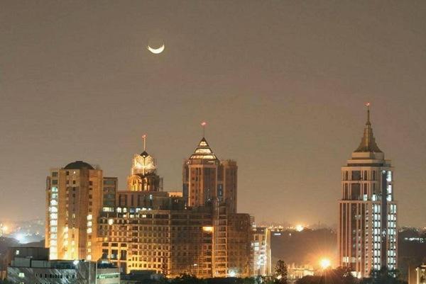 Kingfisher City , Bangalore