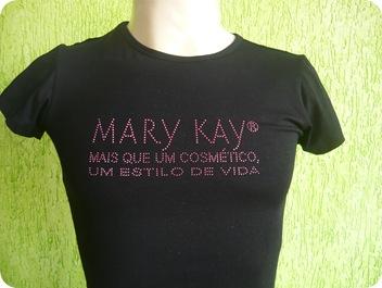 CAMISETA MARY KAY