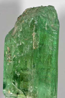 Hiddenite a spodumene that is green.jpg