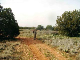 Eileen on path near El Shaddai.jpg