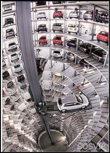 Estacionamento Volkswagen