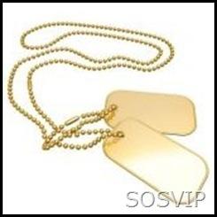 VIP colar