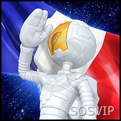 VIP astronauta