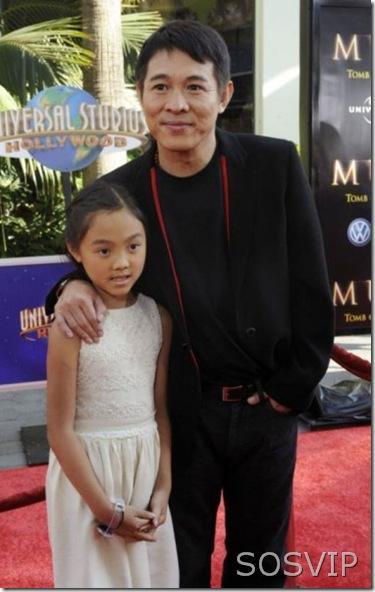 Jet Li & Jane