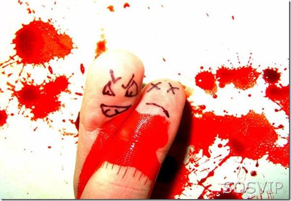 Pinturas de Dedos (6)