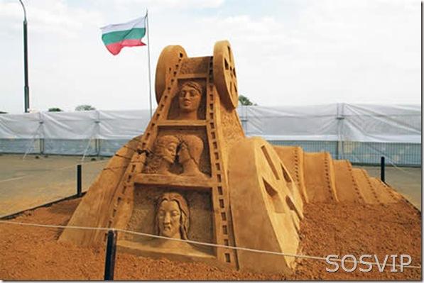 Esculturas de Areia (15)