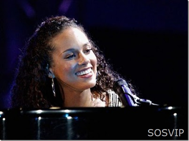 Alicia Keys - Alicia Augello Cook