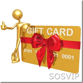 VIP gift
