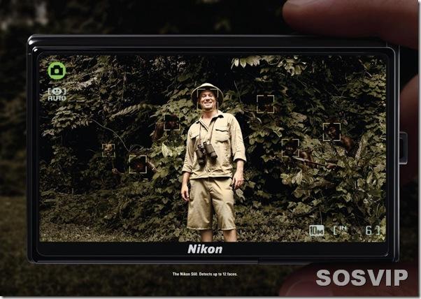 Nikon Detecção de Rosto