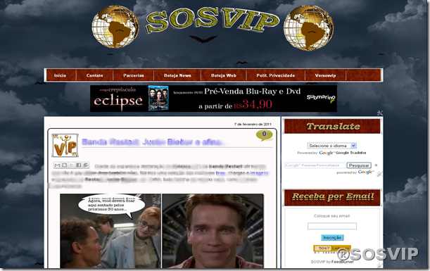 SOSVIP 2011