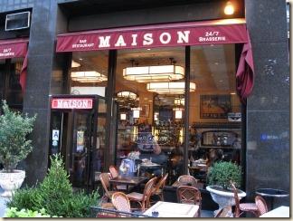 Maison Brasserie