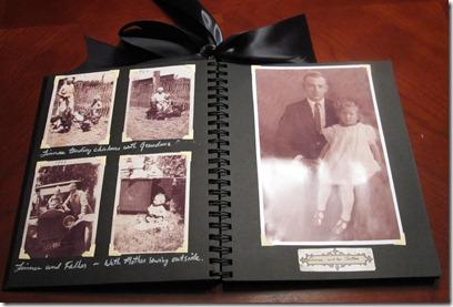 Grandma's book blurred 3 photo