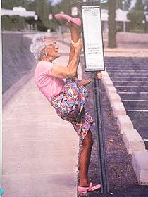 Пока еще можешь сделать так, старость - не твой диагноз!