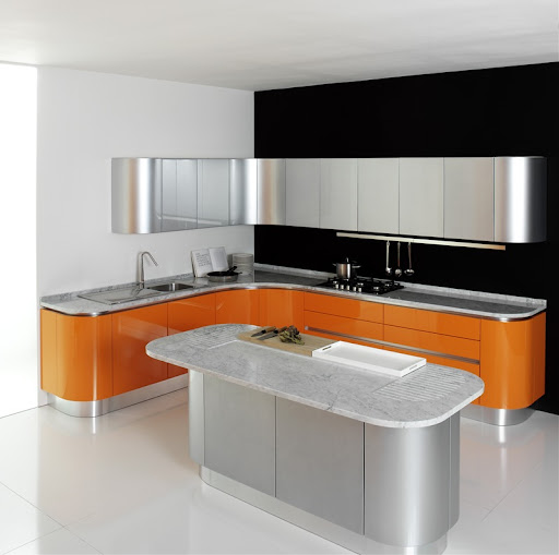 Modern Interior Kitchen from Intex Interiors
