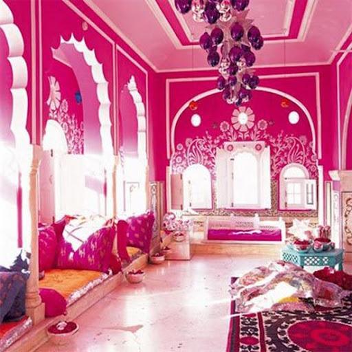 Middle east bedroom design for Eastern bedroom designs