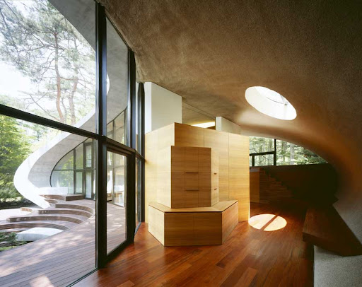 Shell Villa-Contemporary Japanese Design by Kotaro Ide | Bhouse