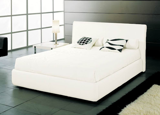 London Style for Double Storage Bed Design