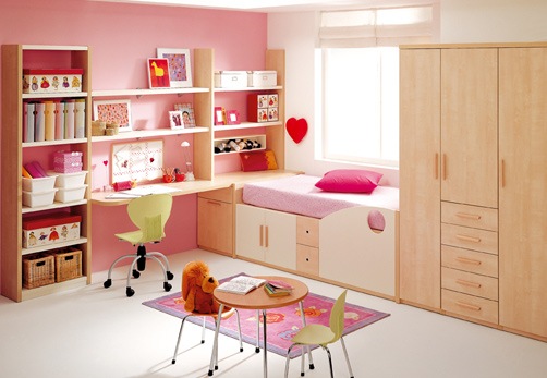 pink colorful girls bedroom ideas, pink girls room decor, pink teen bedroom