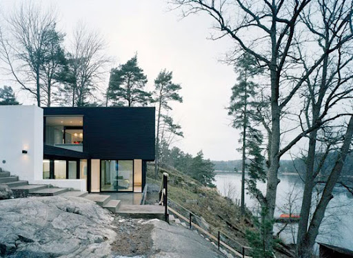 Sweden Best House Design by Widjedal Bergerhoff Racki