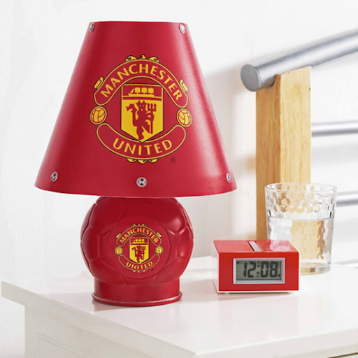 Image for Manchester United Bedroom Interior Design and Furniture