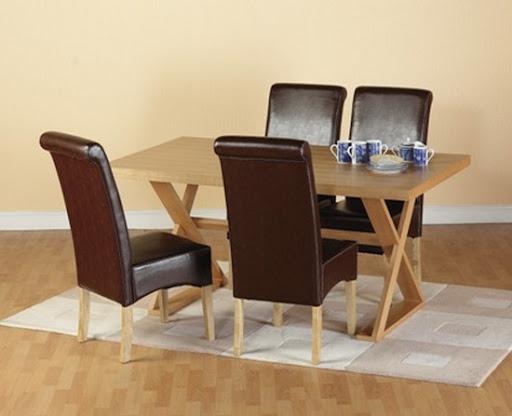 Ora Dining Set Design from Netfurniture