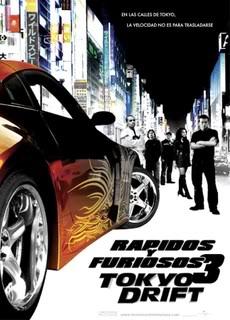 Fast and Furious 3 (Rápido y furioso 3 : Reto Tokio) (A todo gas: Tokyo Race)  (2006)[DVD-Rip]