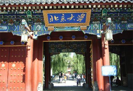 中国教育,北京大学