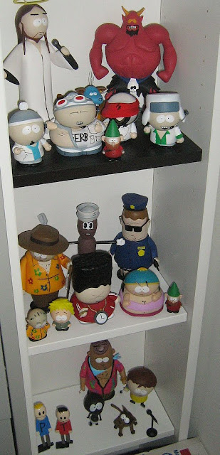 My Collection (Mostly Simpsons, South Park) IMG_5072