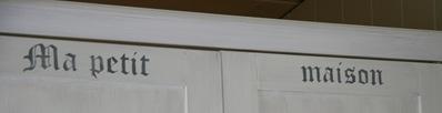 Skap i hyttegang 156